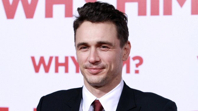 "James Franco is coming on board ""Alien: Covenant,"" the sequel to ... James Franco"